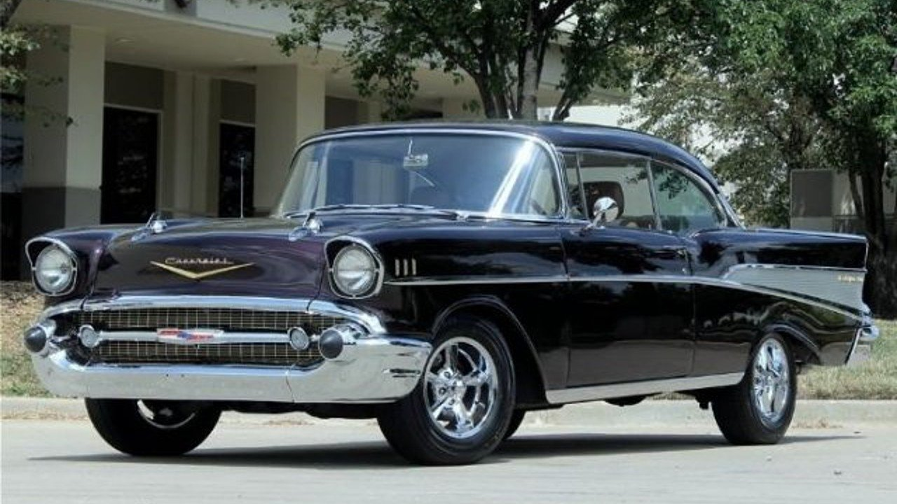 1957 Chevrolet Bel Air for sale 101012684