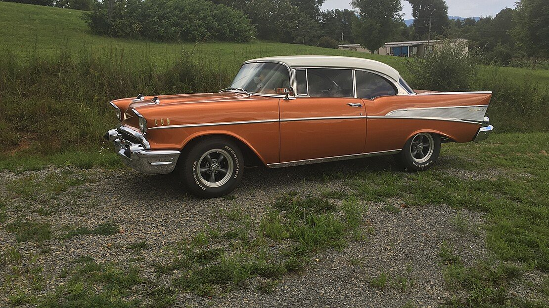 1957 Chevrolet Bel Air for sale 101024961