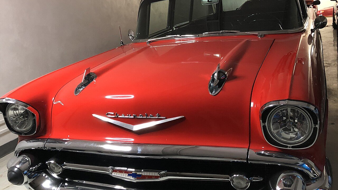 1957 Chevrolet Bel Air for sale 101000946