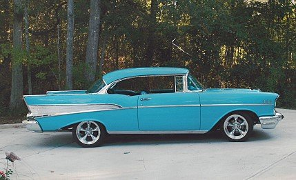 1957 Chevrolet Bel Air Classics For Sale Classics On