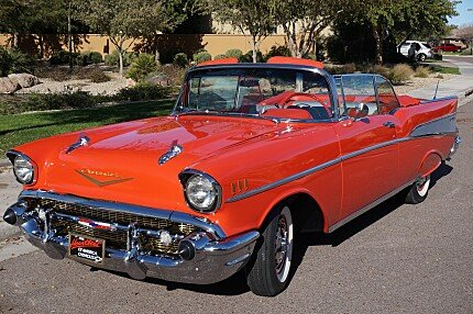 1957 Chevrolet Bel Air Clics for Sale - Clics on Autotrader