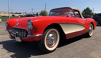 1957 Chevrolet Corvette for sale 100989939
