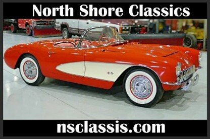 1957 Chevrolet Corvette for sale 100857716