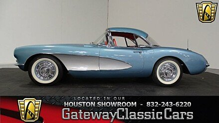 1957 Chevrolet Corvette for sale 100948790