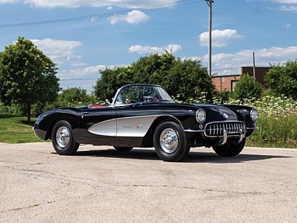 1957 Chevrolet Corvette for sale 101017801