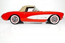 1957 Chevrolet Corvette for sale 101042583
