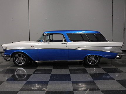 1957 Chevrolet Nomad for sale 100763482
