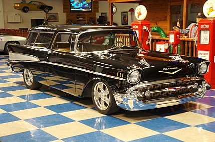 1957 Chevrolet Nomad for sale 100773740