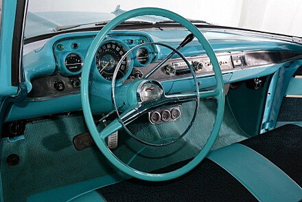 1957 Chevrolet Nomad for sale 100776119