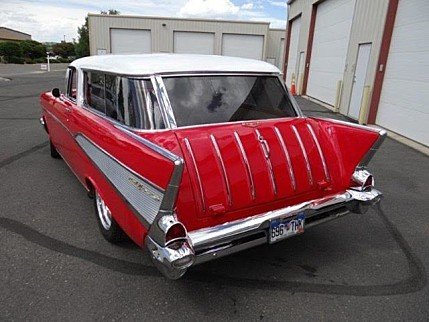 1957 Chevrolet Nomad for sale 100797544