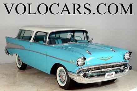 1957 Chevrolet Nomad for sale 100841883