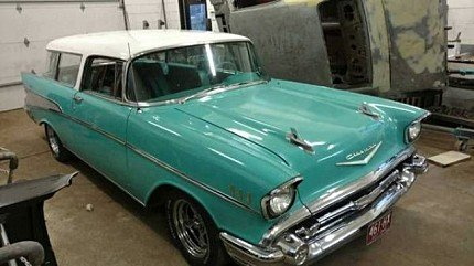 1957 Chevrolet Nomad for sale 100856209