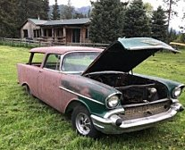 1957 Chevrolet Nomad for sale 100989135