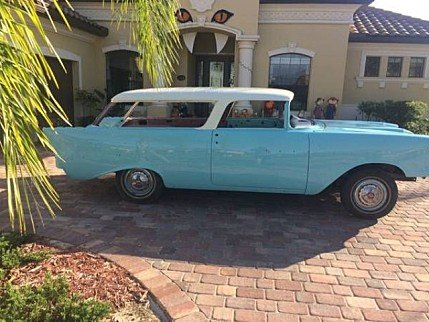 1957 Chevrolet Nomad for sale 100836179