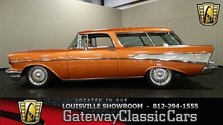 1957 Chevrolet Nomad for sale 100941646