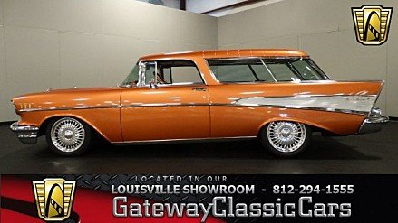 1957 Chevrolet Nomad for sale 100950562