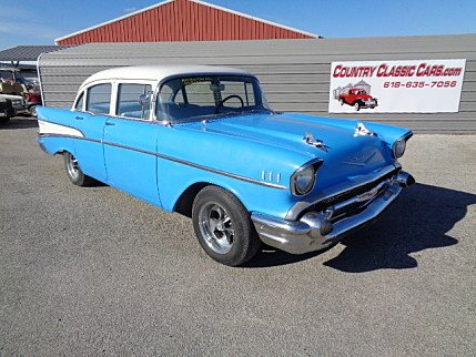 1957 Chevrolet Other Chevrolet Models for sale 100922488