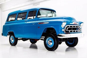 1957 Chevrolet Suburban for sale 100945446