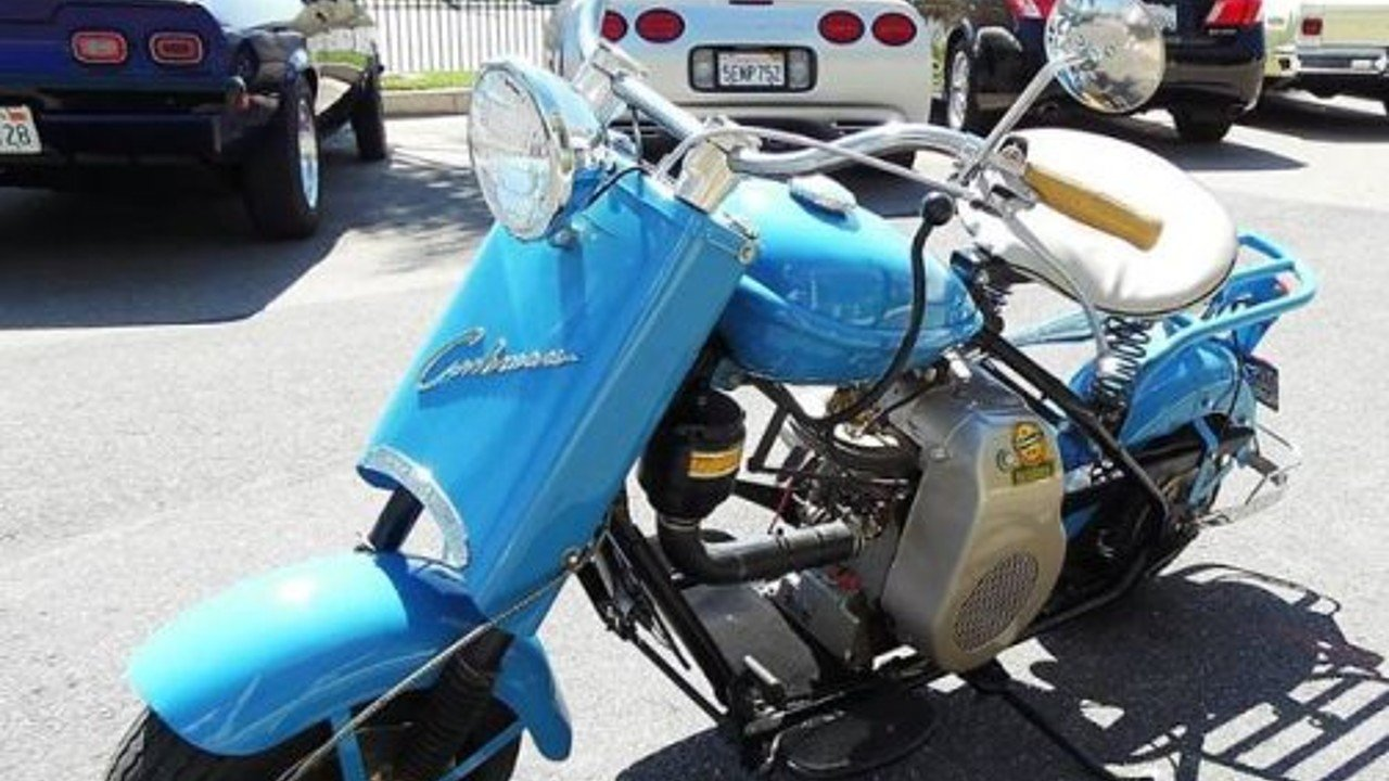 1957 Cushman Eagle for sale 200485889