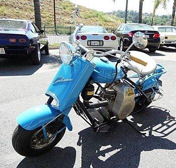 1957 Cushman Eagle for sale 200539609