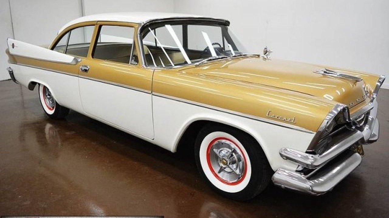 1957 Dodge Coronet for sale near Sherman, Texas 75092 - Classics on ...