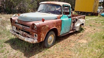 1957 Dodge D/W Truck Clics for Sale - Clics on Autotrader
