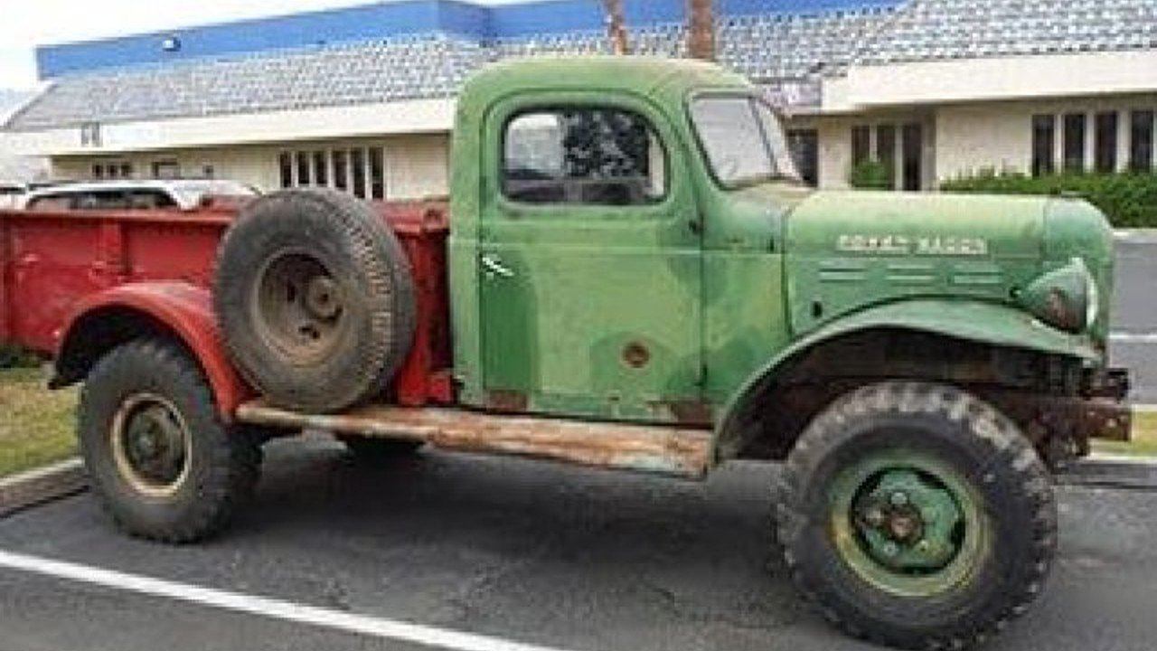 1957 Dodge Power Wagon for sale 100934774