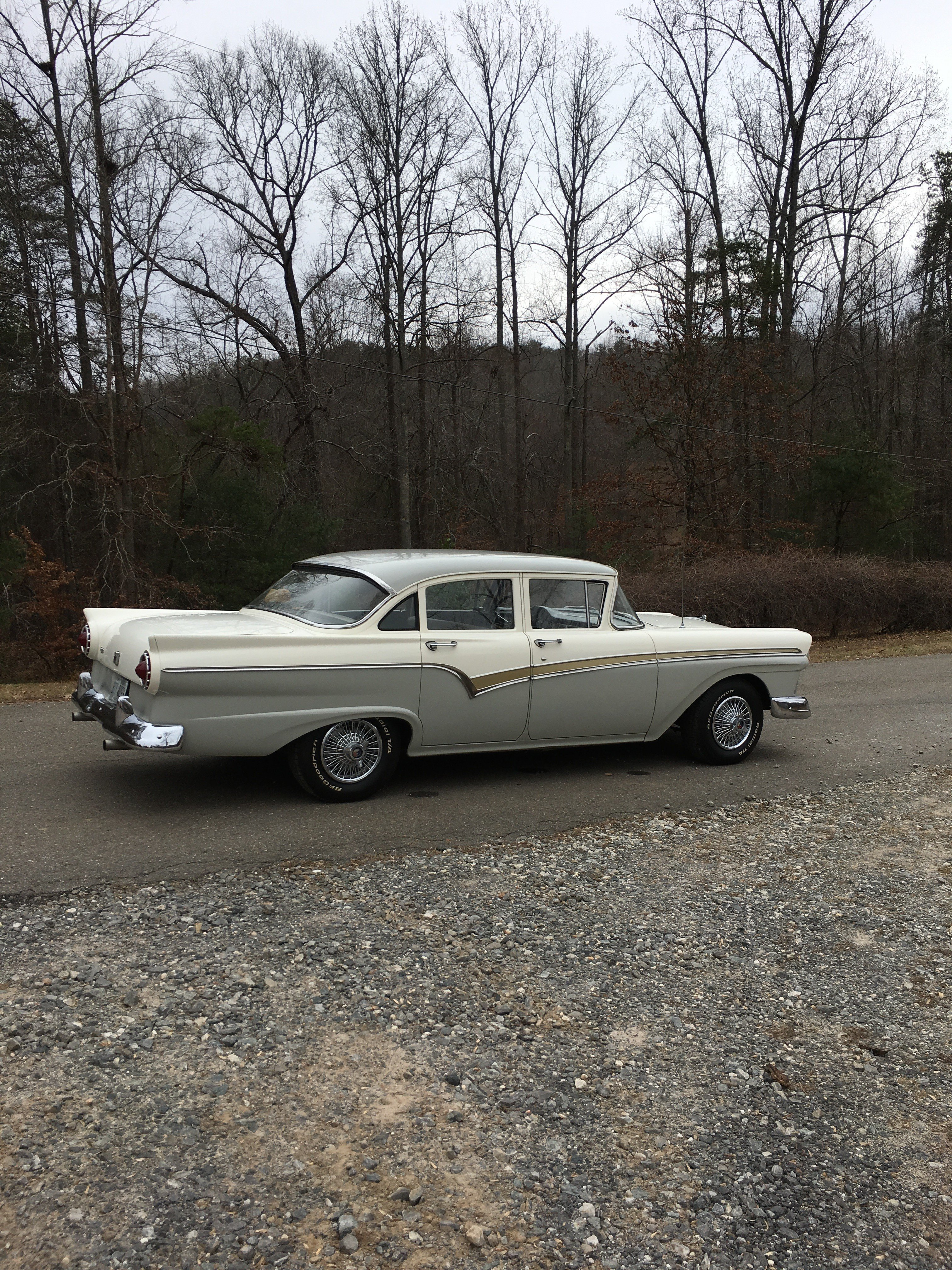 1957 Ford Custom Classics For Sale Classics On Autotrader