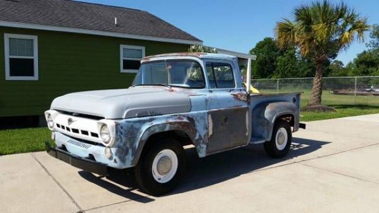 1957 Ford F100 for sale 100877629