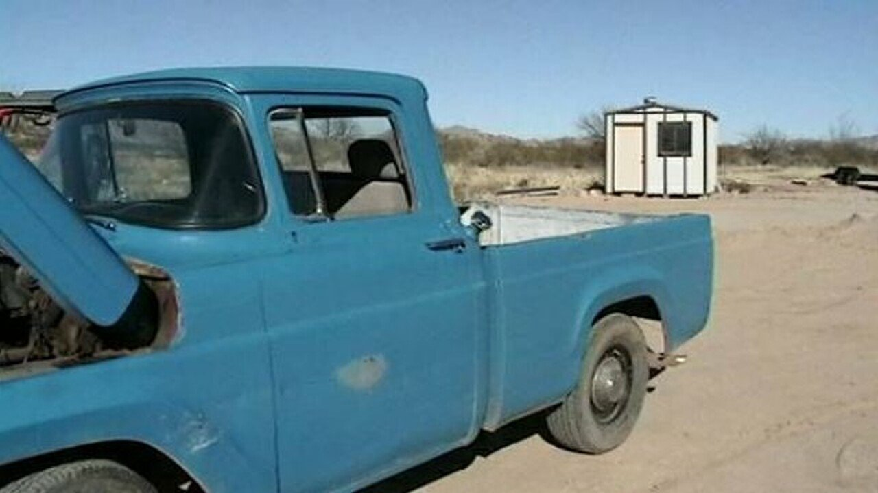 1957 Ford F100 for sale 100969579