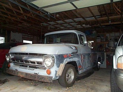 1957 Ford F100 for sale 100824272
