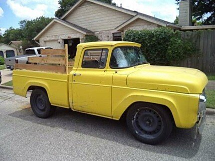 1957 Ford F100 Classics for Sale - Classics on Autotrader