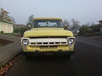 1957 Ford F100 2WD Regular Cab for sale 100974637
