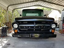 1957 Ford F100 2WD Regular Cab for sale 100997118