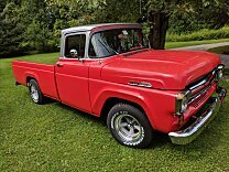 1957 Ford F100 2WD Regular Cab for sale 101025276