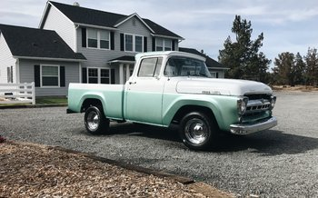 1957 Ford F100 2WD Regular Cab for sale 101041233
