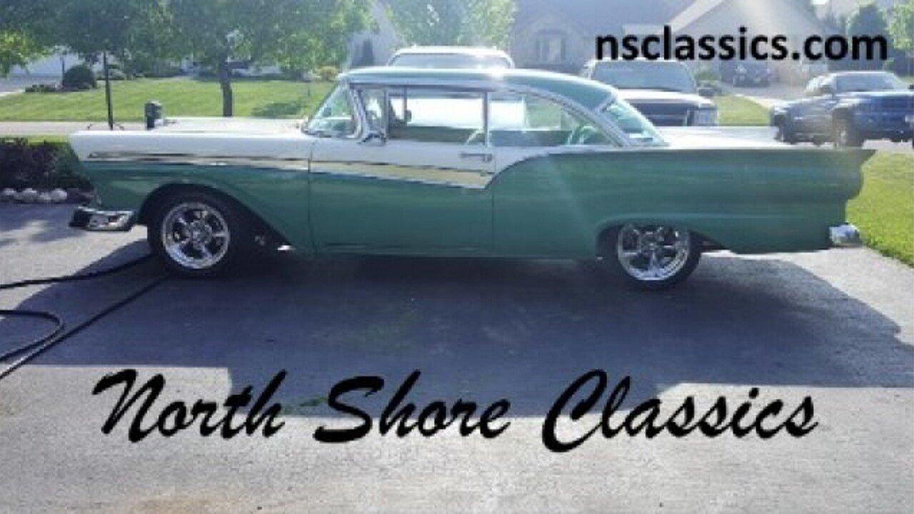 1957 Ford Fairlane for sale near Mundelein, Illinois 60060 ...