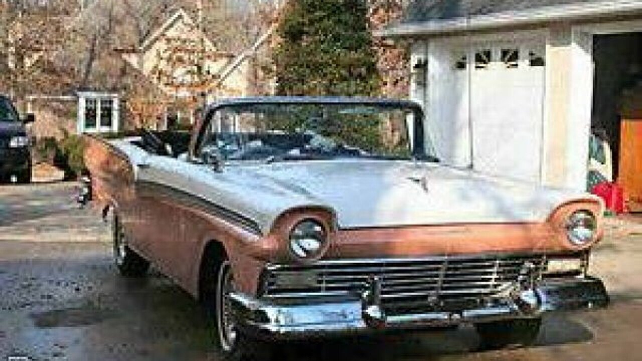 1957 Ford Fairlane for sale 100857277