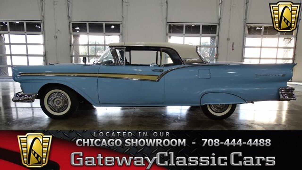 1957 Ford Fairlane for sale near O Fallon, Illinois 62269 - Classics ...