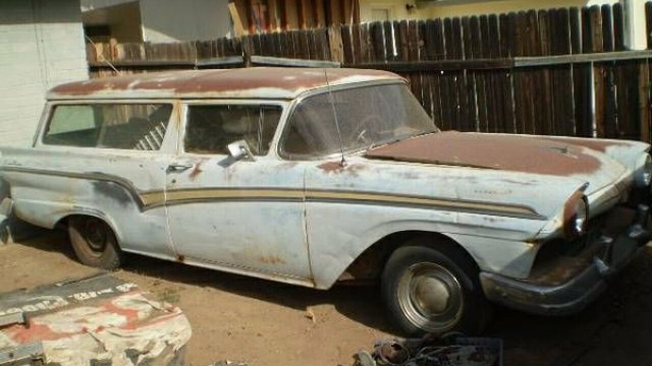 1957 Ford Fairlane for sale 100973742