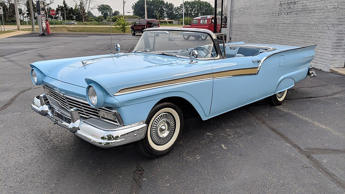 1957 Ford Fairlane for sale 101010085