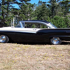 1957 Ford Fairlane for sale 100884382