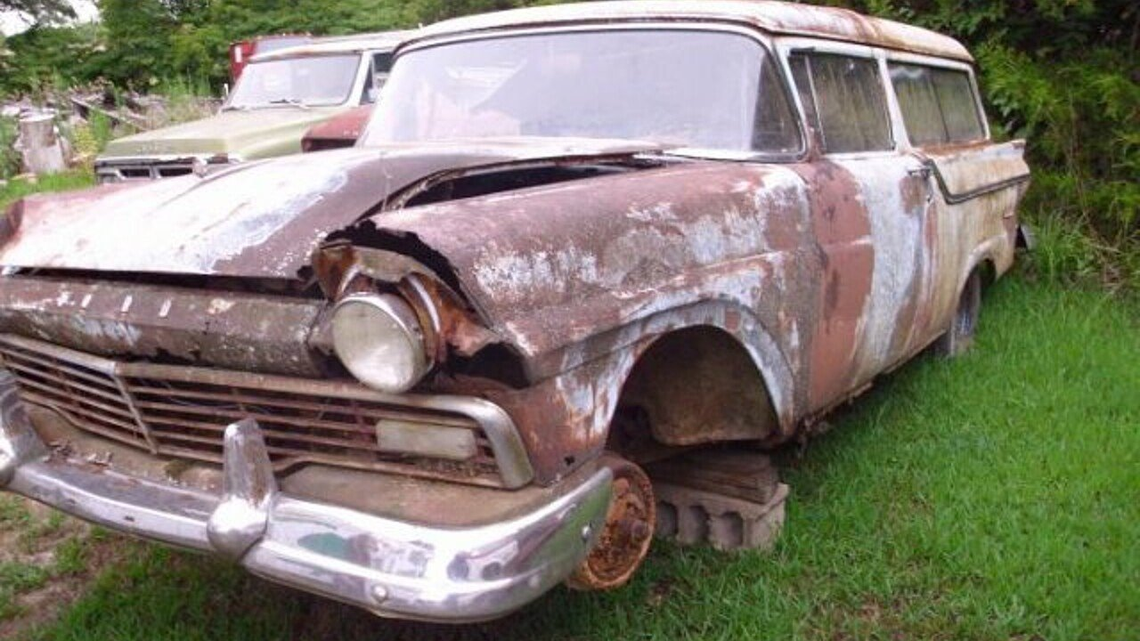1957 Ford Other Ford Models for sale 100900247