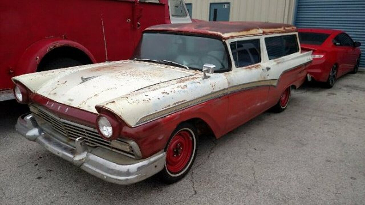1957 Ford Other Ford Models for sale 100924563