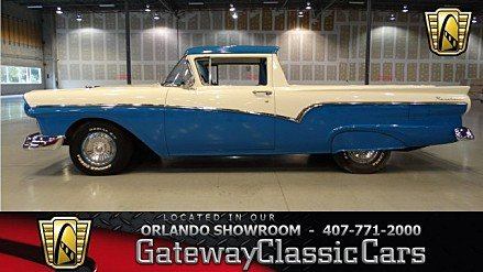 1957 Ford Ranchero for sale 100739687