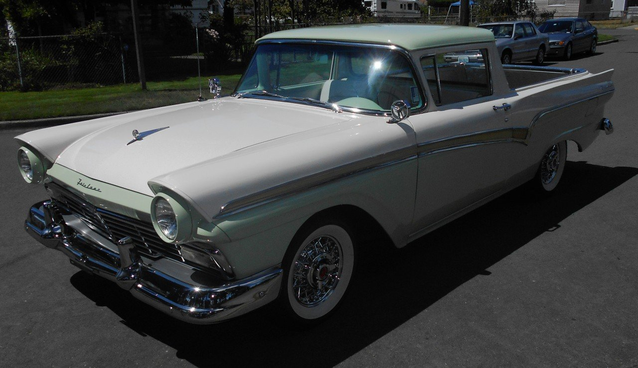 1957 ford ranchero for sale near tacoma washington 98409