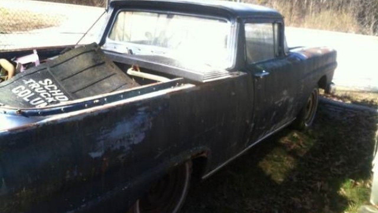1957 Ford Ranchero for sale 100860360