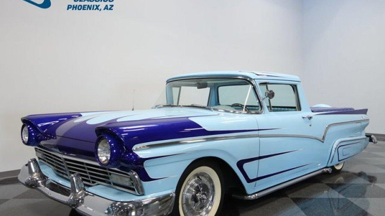 1957 Ford Ranchero for sale near Meza, Arizona 85204 - Classics on ...
