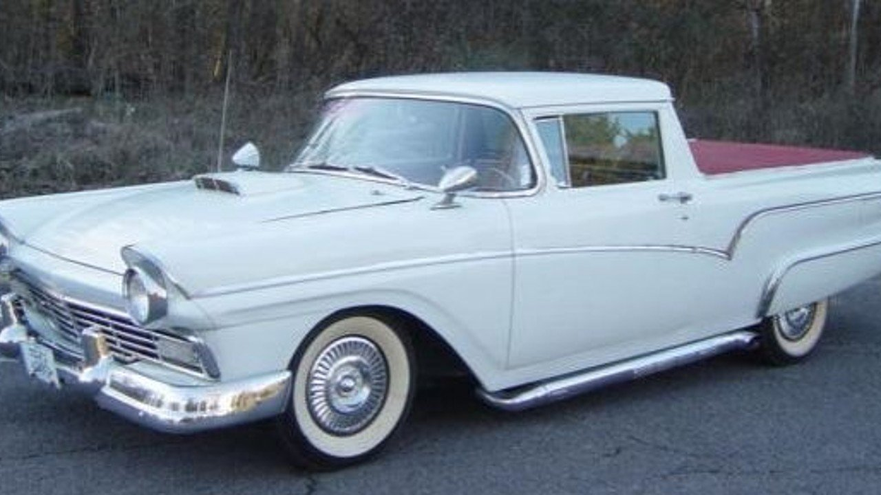 1957 Ford Ranchero for sale near Hendersonville, Tennessee 37075 ...