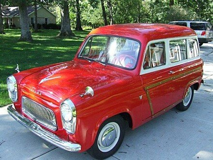 1957 Ford Station Wagon Series for sale 100806004
